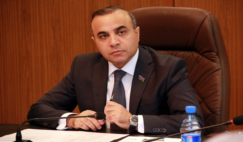 Delegation headed by the chairman of the Council Azay Guliyev visits Ankara