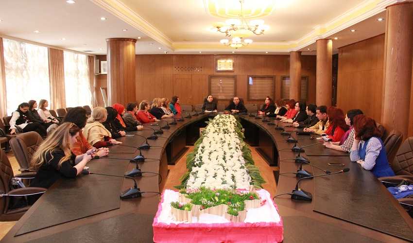 The next virtual meeting of foreign and local public organizations was held in the Council