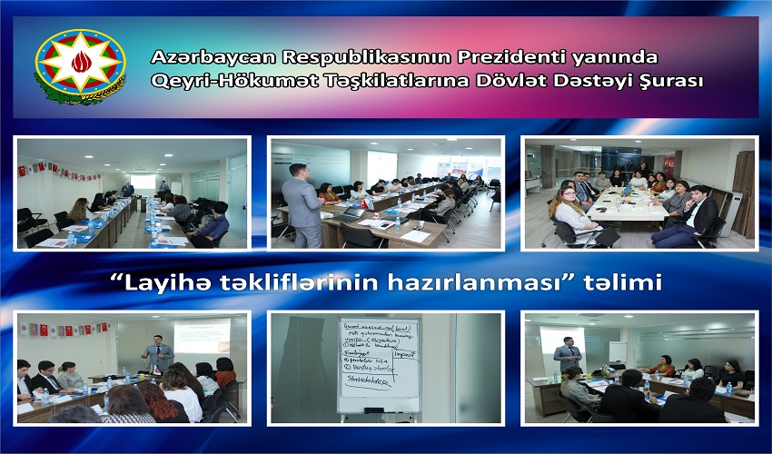 The Council conducted training on