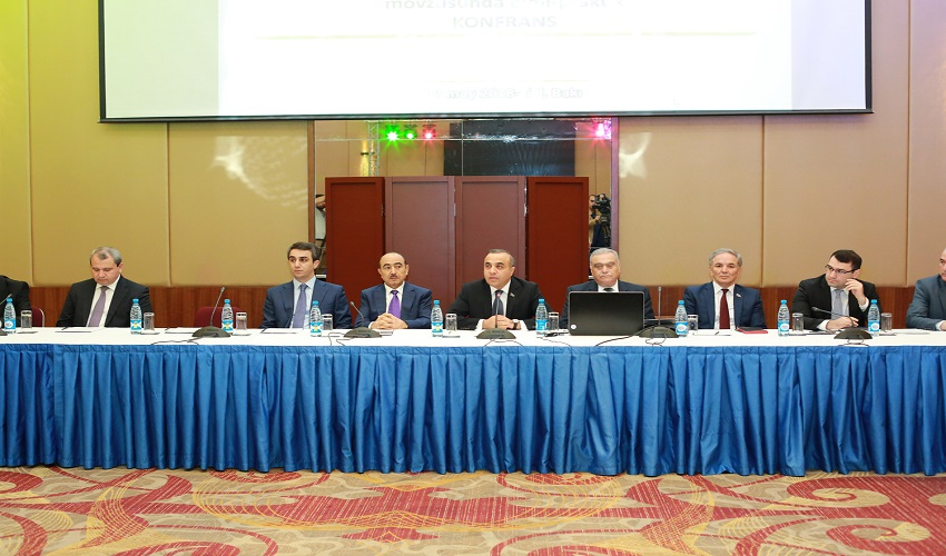 """The Council held scientific-practical conference on the topic of """"Heydar Aliyev and Azerbaijan's development concept"""""""