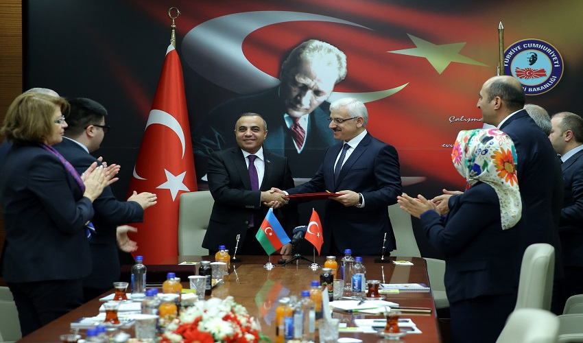 Memorandum on joint activity of NGOs was signed between Azerbaijan and Turkey in Ankara
