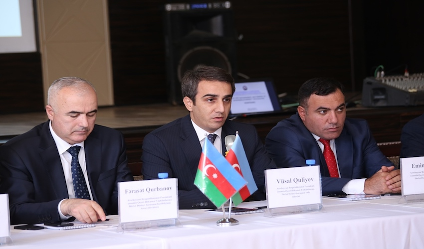 The Council held a conference on