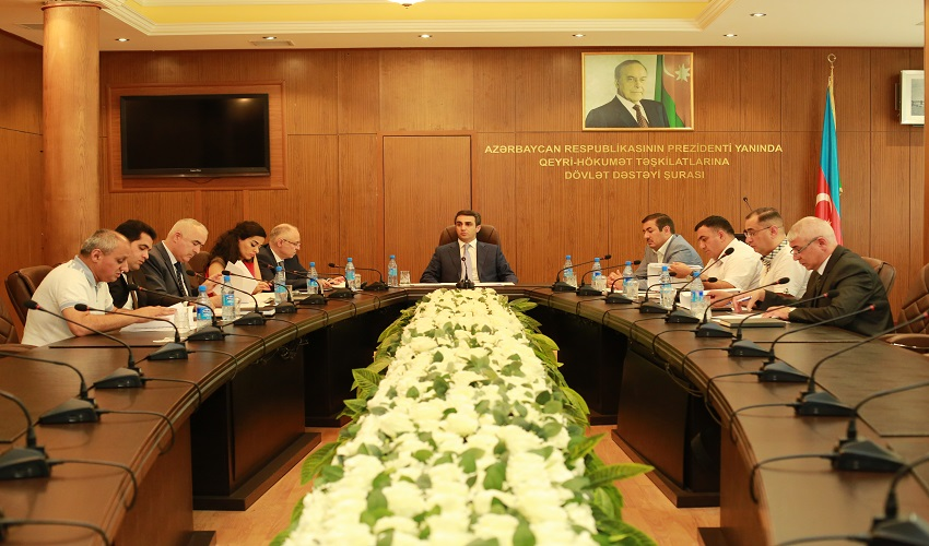 Council finalized its activities in 2nd quarter of 2017